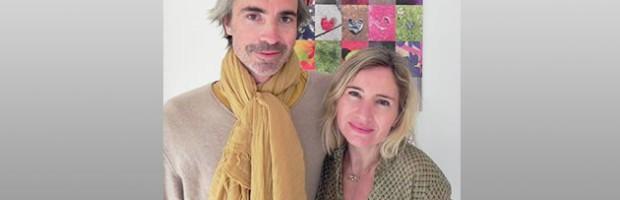 Julie et Thibault, deux artistes passionnés
