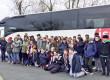 Les germanistes du Collège des Salières en voyage à Munich pour une semaine ! Gute reise !