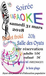 karaoke-affiche