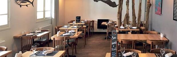 La Salicorne : une toque au Gault & Millau pour la cuisine de Damien Lepie
