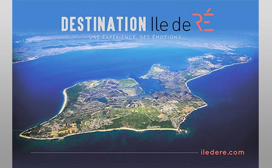Destination Ile de Ré ouvre la saison 2018 avec ses partenaires