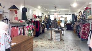 Nouvelle boutique Les Filles