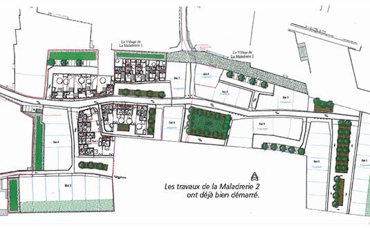 Avec La Maladrerie, bientôt 300 logements sociaux à La Flotte