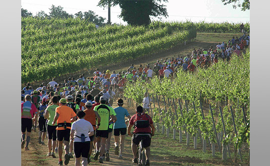 Une course unique ou le plaisir de courir en toute liberté en milieu naturel