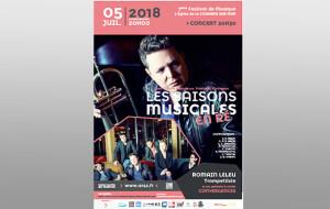 Concert d'été des Saisons musicales : à fond les pistons avec Romain Leleu !