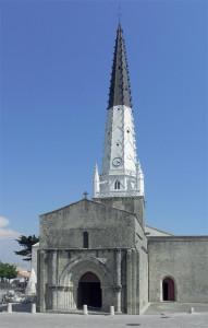 Le fameux clocher d'Ars, Amer pour les navigateurs