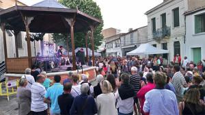 Fête de la musique à La Couarde