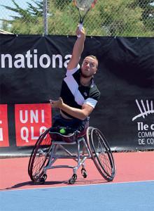 Nicolas Peifer n°7 mondial, français