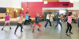 Des débuts prometteurs pour ces jeunes danseurs de Hip hop