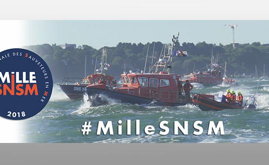 Tous en mer (et à la mer) avec la SNSM Ile de Ré le 23 juin !