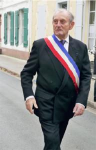 Léon Gendre le 11 novembre 2017