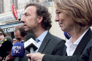 Stéphane Bern et Françoise Nyssen sont venus annoncer une hausse du budget prévu pour la Maison Pierre Loti dans le cadre du Loto du Patrimoine