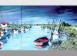 Dédicace du peintre Guy Brizard à « La Marée » à Rivedoux