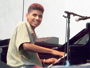 Le jeune boogieman Nirek Mokar