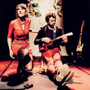 Tour de chant amoureux généreux, conjugué au pluriel sur scène : c'est « Lady Do, Monsieur papa » (© Sand Mulas)