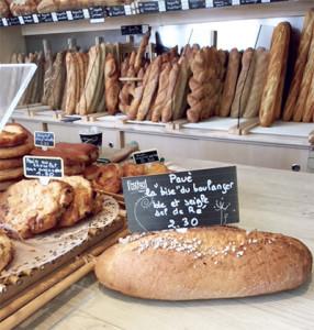 La Bise l'un des pains spéciaux proposé par Délice Do Rés