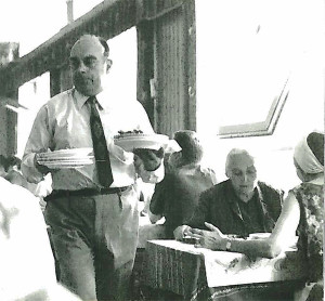 Léon Massé en salle