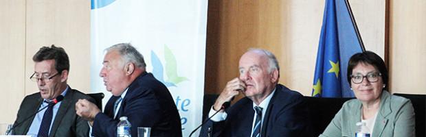 Gérard Larcher au chevet des collectivités