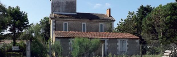 Le Phare de Trousse-Chemise bientôt réhabilité et ouvert au public