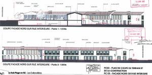 Les plans de la résidence sont consultables en mairie