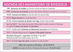 rivedoux-animations
