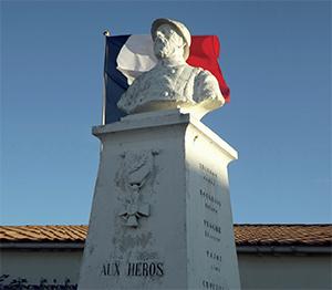 Le monument de Saint-Clément : se souvenir de l'histoire de nos héros de 14-18 ?