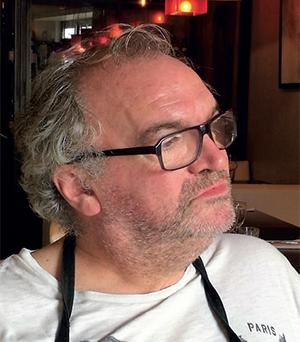 Gilles Barre, talent et caractère.