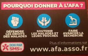 Les objectifs de l'AFA