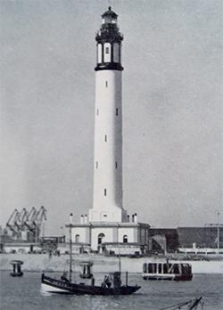 Le phare de Dunkerque.