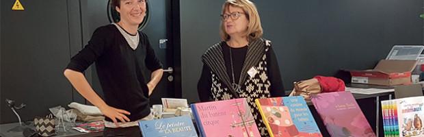Les Rétais toujours au rendez-vous pour fêter les livres !