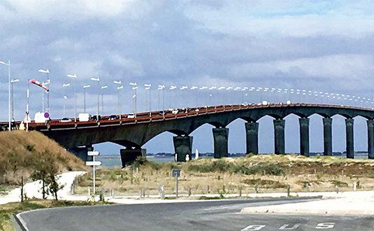 Le Département précise les conditions d'accès au Pont de l'île de Ré