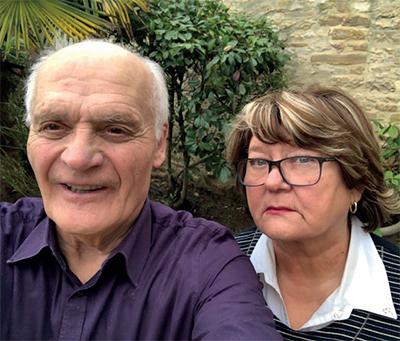 Bernard et Marie-Lise.