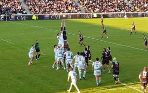 Victoire écrasante du Stade Rochelais face à la Section Paloise