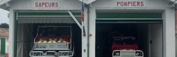Les nouvelles casernes de pompiers seront livrées à partir de l'été 2021