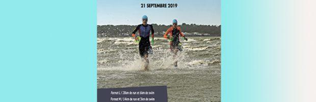 Oserez-vous le défi ? Inédit sur l'Ile, le Réswimrun, une course à pied et nage en eau libre
