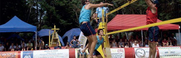 L'événement 2019 pour le Beach Volley sur l'Île de Ré !