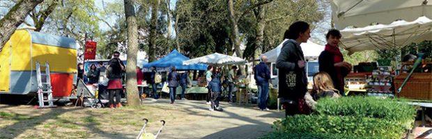 « Le grand bazar de Laleu », un marché bio et zéro déchet à proximité de l'île de Ré