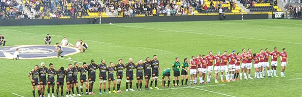 Net succès du Stade Rochelais face à Agen