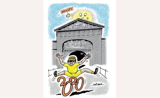 La Charente-Maritime accueille le Tour de France 2020, Ré est ville-étape !