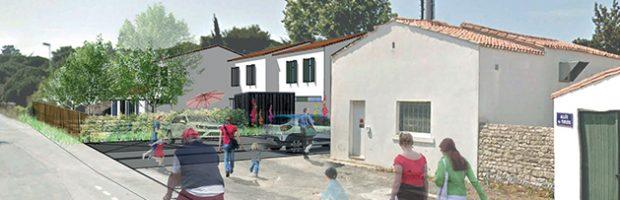 Onze nouveaux logements aux Portes-en-Ré