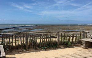 Sainte-Marie, la campagne en bord de mer