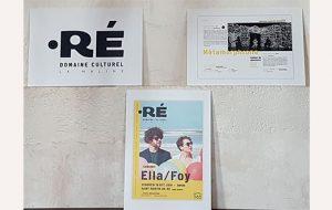 .RÉ Domaine Culturel, La Maline : première !