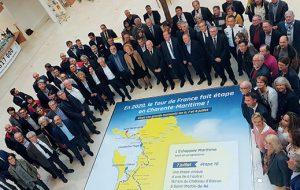 « L'Échappée Maritime » du Tour de France, d'île en île, une première