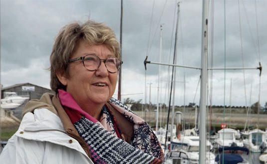 Adjointe auprès du maire depuis six ans, Danièle Pétiniaud-Gros lance sa campagne