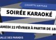 Grande soirée karaoké Sainte-Marie de Ré