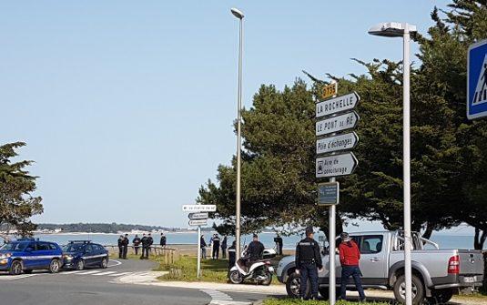 Des effectifs de gendarmerie renforcés pour plus de contrôles sur l'île de Ré
