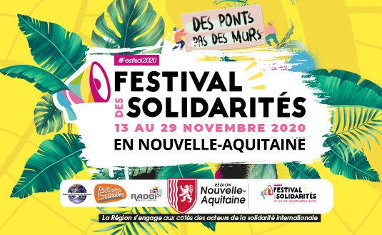 Pour un climat de solidarités avec le Festisol en Nouvelle-Aquitaine