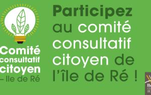 Un Comité consultatif pour confronter les idées entre citoyens et élus