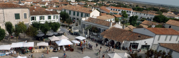 Ars-en-Ré : pérenniser la vie du village et sa qualité