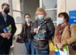 Première vaccination à domicile en Charente-Maritime